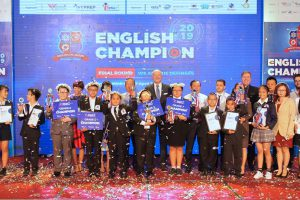 english champion la cuoc thi hoc thuat duoc to chuc thuong nien boi ivyprep education va ismart education